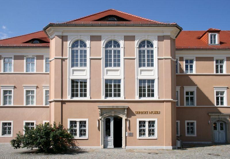 Bild Serbski muzej - Sorbisches Museum - Bautzen.