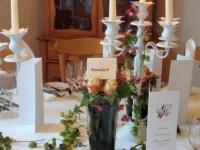 Bild Tischdekoration