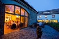 Bild Terrasse am Abend