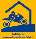 Motorradhotel Oberlausitz - Zertifizierter motorradfreundlicher Betrieb